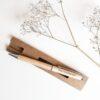 Holzkugelschreiber Herzensmensch | Geschenk | Danke sagen