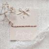 Morsecode-Armband Brautjungfer