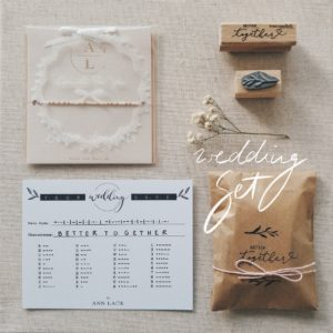 Wedding Set better together