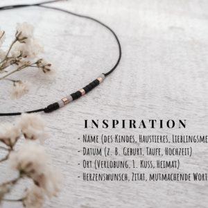 Morsecodearmbänder Inspiration