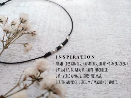 Morsecodearmband Inspiration